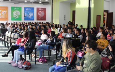 Así se vivió la inducción 2020-l para los nuevos estudiantes de Unicafam