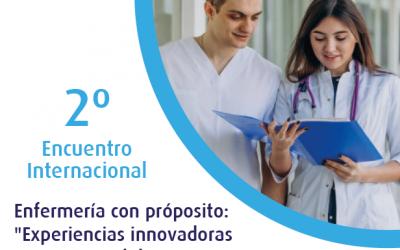 Así se vivió el 2do Encuentro Internacional Enfermería con Propósito, con más de 500 participantes.