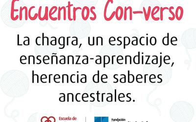 Encuentros Con-verso – Licenciatura en Educación Infantil.