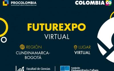 Unicafam presente en Futurexpo Virtual 2020.