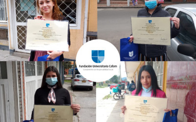 Ceremonia de graduación Escuela de Enfermería – ll Promoción.