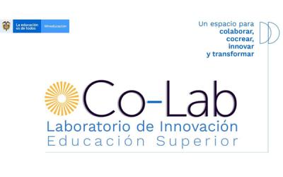 Unicafam presente entre las buenas prácticas del Laboratorio de Innovación del Ministerio de Educación Nacional -CO-LAB