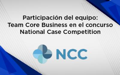 La Facultad de Ciencias Administrativas y la Escuela de Turismo y Gastronomía presentes en el National Case Competition.