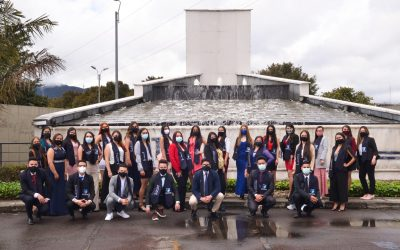 Ceremonia híbrida de graduación 2021-1