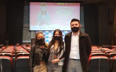 Semilleristas de la Facultad de Ciencias Administrativas participaron en Coloquio organizado por la Dirección de Juventud del Municipio de Mosquera – Cundinamarca.